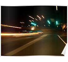 Speed Of Light Poster