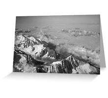 Murmurs of the Matterhorn Greeting Card