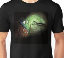 Finding Who Unisex T-Shirt