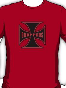 Maltese Cross Red T-Shirt