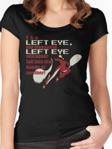 Our Treasured Left Eye Women's Fitted Scoop T-Shirt