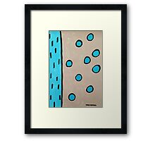 Unit 1 by Margo Humphries Framed Print