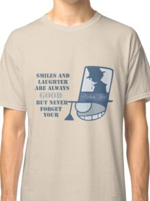 Never forget you poker face Classic T-Shirt