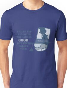Never forget you poker face Unisex T-Shirt