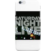 Saturday Night Live Shirt iPhone Case/Skin