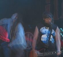 Ill Nino Live In Concert 2 by Richard Durrant