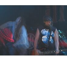 Ill Nino Live In Concert 2 Photographic Print