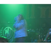 Ill Nino Live In Concert 1 Photographic Print