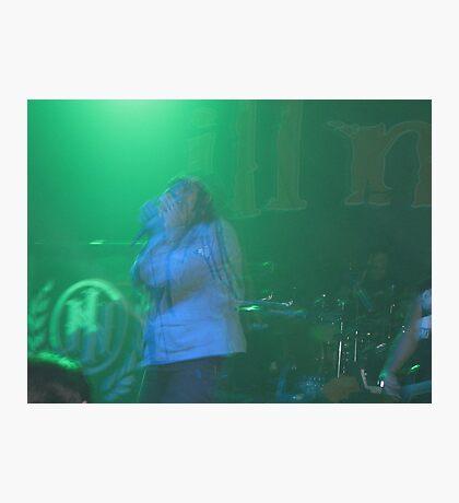 Ill Nino Live In Concert 1 Photographic Print