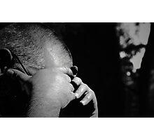 Despair Photographic Print