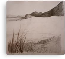 Valencia Island Canvas Print