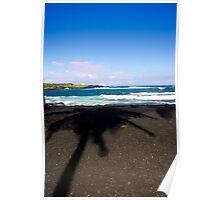 Big Island's Shadow Poster