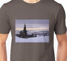 Mountain Sunset Unisex T-Shirt