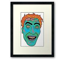 Ash (Evil Dead) Framed Print