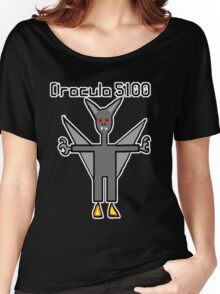 Dracula 5100 Women's Relaxed Fit T-Shirt