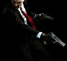 Hitman: Agent 47 by APerson22