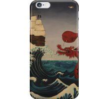 Flotsam and Jetsom iPhone Case/Skin