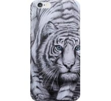 """Tiger blue"" iPhone Case/Skin"