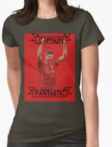 Captain Fantastic Womens Fitted T-Shirt