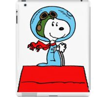 Space Snoopy iPad Case/Skin