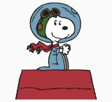 Space Snoopy by Patritius