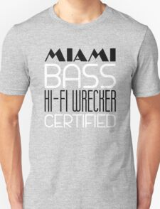 Miami Bass T-Shirt