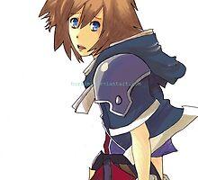 Sora - Kingdom Hearts 2 by Huraimi