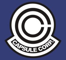 Capsule Corp by vintage-shirts