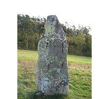 Standing Stone Individual Photographic Print