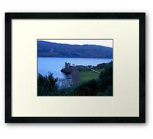 Nessie's Castle  Framed Print