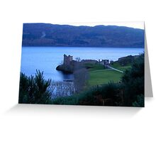 Nessie's Castle  Greeting Card