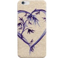 Purple Heart #2 iPhone Case/Skin