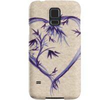 Purple Heart #2 Samsung Galaxy Case/Skin