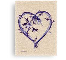 Purple Heart #2 Canvas Print