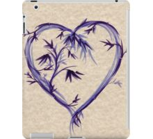 Purple Heart #2 iPad Case/Skin