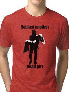 Another Dead Girl Tri-blend T-Shirt
