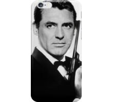 Cary Grant - 007 iPhone Case/Skin