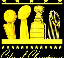 Boston - City of Champions (Gold) by Deezer509