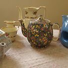 teapots by PeaceM