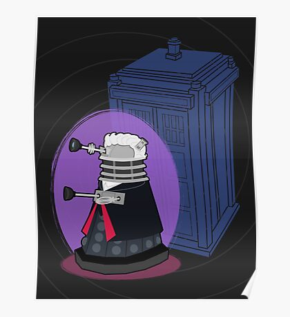 Daleks in Disguise - Twelfth Doctor Poster