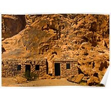 Anasazi Dwelling Poster