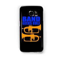 BAND GEEKS RULE-FLUGELHORN Samsung Galaxy Case/Skin