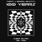 Warped Space Version, 100 Year Anniversary of Einstein's Theory of General Relativity by Samuel Sheats