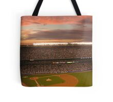 Yankee Sunset Tote Bag