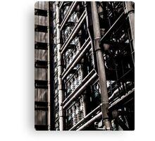 Mechanical Marvel Canvas Print