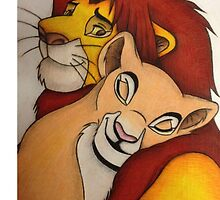 The Lion King by Vickyis007