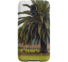 Palm Tree living in the vineyard Samsung Galaxy Case/Skin