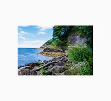 The Beautiful Wild Side of Babbacombe Bay, Devon, England Unisex T-Shirt