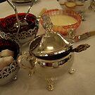4-legged sugar bowl by PeaceM