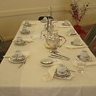 high tea table by PeaceM